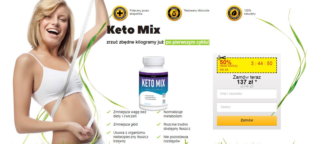 Keto Mix