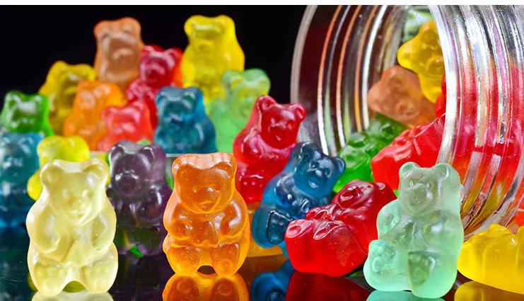 Keoni CBD Gummy Cubes